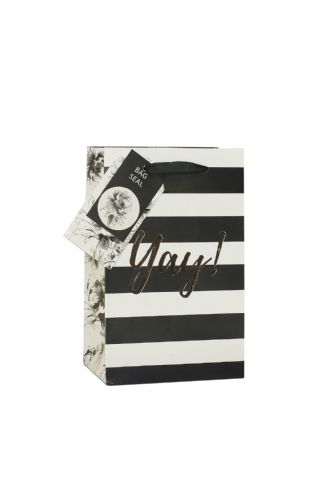 Noire Small Gift Bag